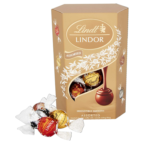 Lindt Lindor Assorted Chocolate - 200 г.