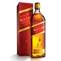 Виски Red 40% Vol JOHNNIE WALKER 0.7л