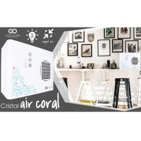 Прочистувач на воздух Goclever Crystal Air Coral